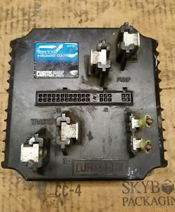 Used Working Curtis Controller 1297 2414