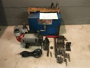 Climax Portable Key Shaft Mill Model 65 With Extras Case