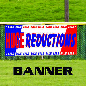 Huge Reductions Sale Vinyl Advertising Business Outdoor Vinyl Banner Sign
