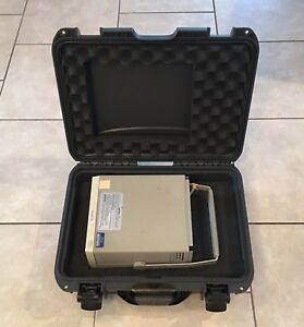 Sencore Lc103 Lc102 Protective Case cc254 weatherproof Works For All Z meters