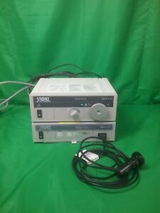 Storz Iendoscopic Imaging System 201315 20 And 202101 20 W camera