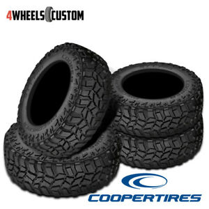 4 X New Cooper Discoverer Stt Pro 37 12 5 20 126q Off Road Traction Tire