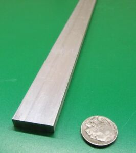 2024 T351 Aluminum Bar 1 4 250 Thick X 1 0 Wide X 36 Length