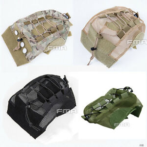 FMA Tactical Airsoft FAST Helmet Cover For Fast Helmet BKDEMulticam TB1310