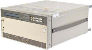 Nf Electronic 5060a Venable 350 3 channel Frequency Response Analyzer System