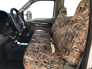 F23 Md Ford F Series Regular Or Super Cab Front Or Rear Solid Bench Seat Cover