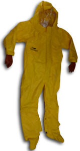 Drager Cps 5900 Training Size M Marine Ship s Chemical Protective Suit