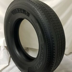 11r24 5 Trailer Tires 8 tires Road Warrior Trailer New 16 Ply Trailer Tires