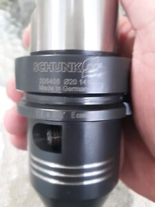 Schunk Tendo E Compact 20mm With 3 Collets