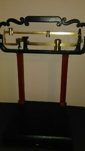 Antique 1880 Patented Howe Scale