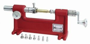 Hornady Cam-lock Trimmer Kit Reloading For Rifle Ammo With 7 Pilots New