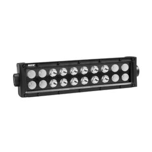 Westin B Force Led Light Bar Double Row 10 Inch Combo W 3w Cree Black Wes09
