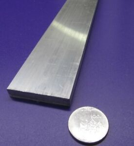 2024 T4 Aluminum Bar 3 8 375 Thick X 2 0 Wide X 12 Length