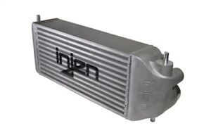 Injen For 15 18 Ford For F 150 2 7l 3 5l Ecoboost Bar And Plate Front Mount Inte