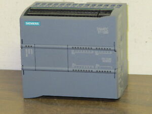 Siemens 6es7 214 1ag31 0xb0 S7 1200 Compact Plc Cpu system 24vdc 16in 8out