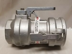 Opw Engineered Systems 1772d ss30 Kamvalok Fitting S s Dry Break 3 Dn80 New