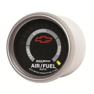 Autometer Sport comp Ii Gm 52mm Lean rich Digital Air fuel Ratio Narrowband Gaug