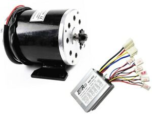 500w 36v Dc My1020 Brush Motor Speed Controller E bike Scooter Pocket Bike Atv