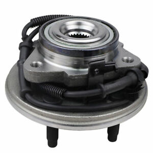 New Front Wheel Hub Bearing Assembly Lh rh Fit Ford Explorer 2006 2010