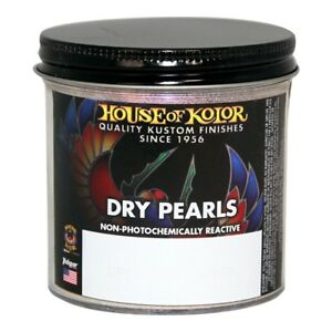 House Of Kolor Dp40 Graphite Dry Pearl Paint Effect 2 Oz