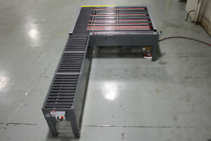 Taylor Model 912a m1 Return Conveyor For Straight Line Rip Saw
