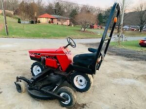 Deweze Mc 70 Slope Riding Lawn Mower Zero Turn Commercial Hydraulic Rotary