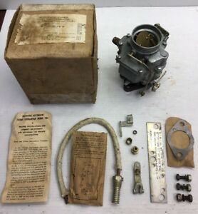 In Box Tillotson Carburetor Auto Choke yrc 1b 1930s Chevy dodge olds pontiac
