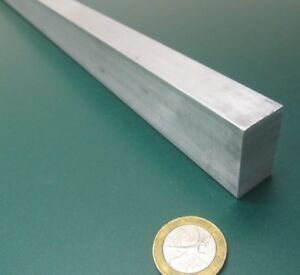 2024 T351 Aluminum Bar 3 4 750 Thick X 1 1 4 Wide X 12 Length