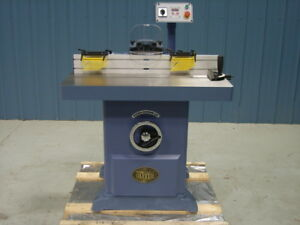 Oliver 4705 002 Shaper 7 5hp 3 Ph