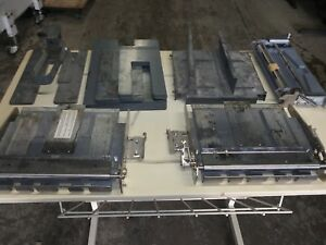 Heidelberg Quickmaster Feeder Parts