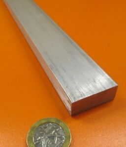 2024 T351 Aluminum Bar 1 2 500 Thick X 1 1 4 Wide X 36 Length