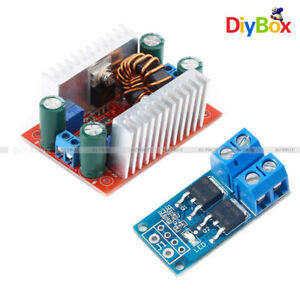 Dc 400w 15a Constant Current Boost Step up Power Supply Driver Converter Module