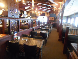 250 Seat Family Restaurant Complete Equipment And Seating Pkg Great Value