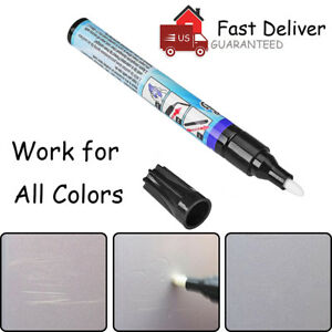 Car Auto Scratch Repair Remover Pen Applicator Tool Clear Universal