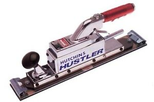 Hutchins Model 2000 Series Straight Line Sander 2 3 4in X 16in Pad