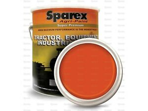 Fordson Orange Gallon Tractor Equipment Paint