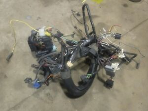 Jeep Wrangler Yj 91 Dash Wiring Harness Hardtop 9 Pin Oem Factory 2 5 4 0