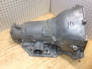 Th350 Chevrolet 350 Transmission Case Non L U Extra Holes For Floor Shift Cars