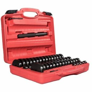 52pcs Sets Seal Drive Set Bushing Removal Tool Bushing Driver Set Be