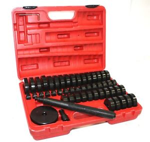 52 Pcs Sets Seal Drive Set Bushing Removal Tool Bushing Driver Set Kit Be