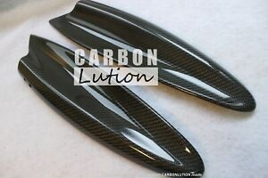 Carbon Fiber Door Map Pocket Lid For Porsche 996 Turbo Carerra Gt2
