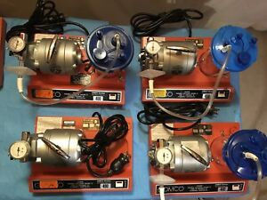 Allied Gomco 400 Aspirator Vacuum Pump Excellent Cosmetic working Condition