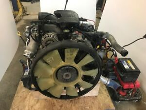 06 07 Chevrolet Gmc Duramax Lbz 6 6 Engine Zf6 Manual Transmission Swap Patrol