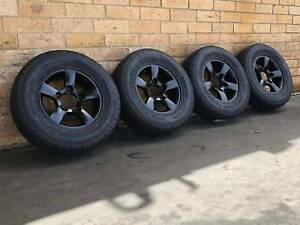 Suzuki Vitara 15 Inch Wheels And Tyres Genuine Set Of 4