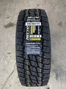 285 70 17 Nitto Terra Grappler Brand New Tyre Nitto A T