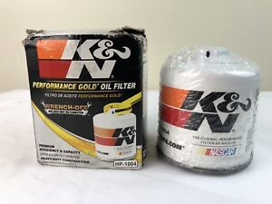 Engine Oil Filter K N Hp 1004 New