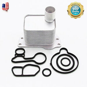 Engine Oil Cooler For Chevrolet Cruze Sonic Trax Buick Encore 1 4l 55566784 Us