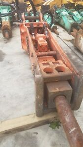 Npk E 220 Hydraulic Breaker Hammer For Excavator