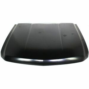 Hood For 2007 2013 Chevrolet Silverado 1500 Primed Steel Capa