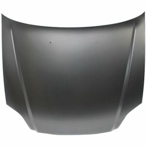 Hood For 99 2000 Honda Civic Primed Steel Capa